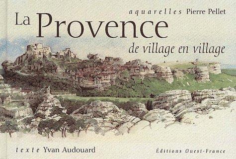 9782737326158: Provence de village en village
