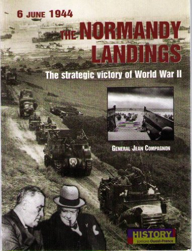 9782737326417: 6 June 1944 The Normandy Landings The Strategic Victory of World War 2