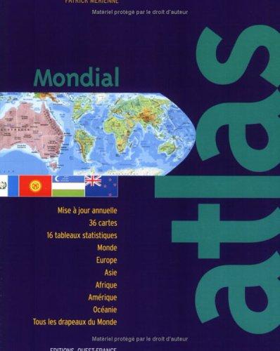 9782737328633: Atlas mondial