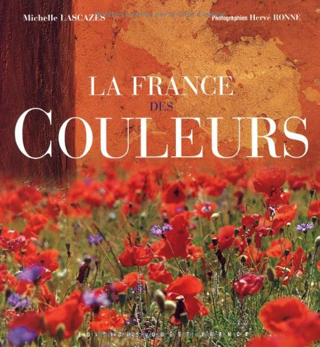 9782737331329: La France des couleurs