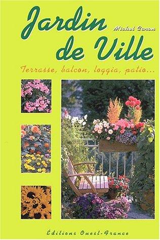 9782737331695: Jardin de ville