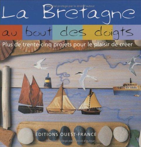 9782737333422: La Bretagne au bout des doigts