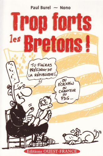 9782737334641: Trop forts les Bretons !