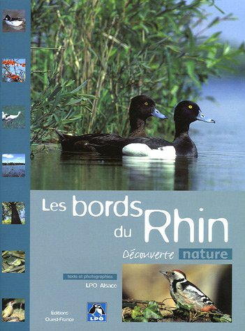 9782737335105: Les bords du Rhin