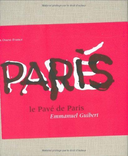 9782737335716: Le Pavé de Paris