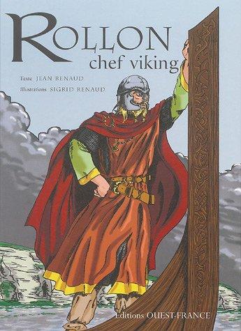 9782737335921: Rollon : Chef viking