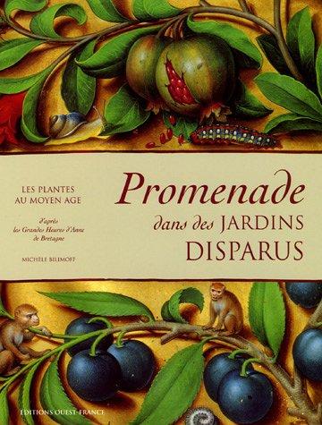 9782737338700: PROMENADE DANS LES JARDINS DISPARUS