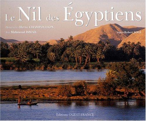 9782737338939: Le Nil des Egyptiens