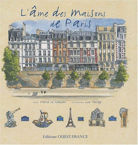 9782737340475: L'âme des maisons de Paris