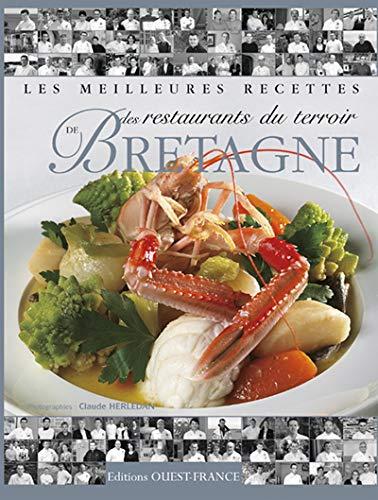 9782737340659: les meilleures recettes des restaurants du terroir de bretagne
