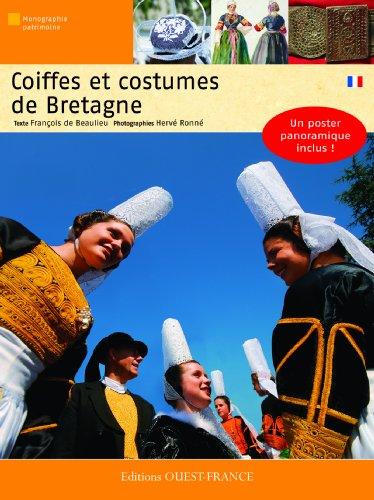9782737340796: Coiffes et costumes de Bretagne