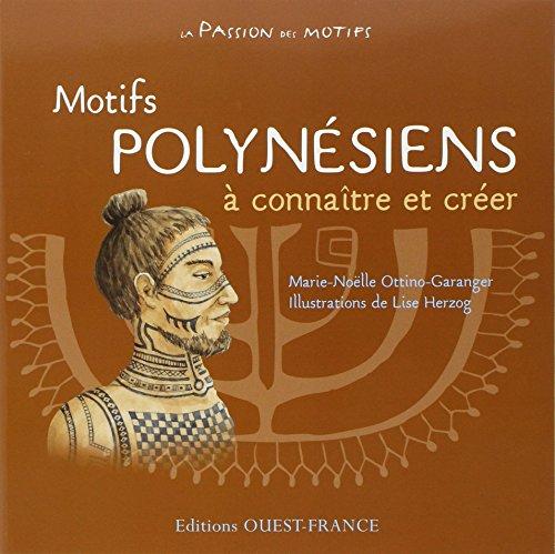 Motifs polynesiens: Ottino Garanger Marie