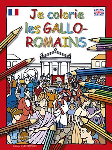 9782737341083: JE COLORIE GALLO-ROMAINS