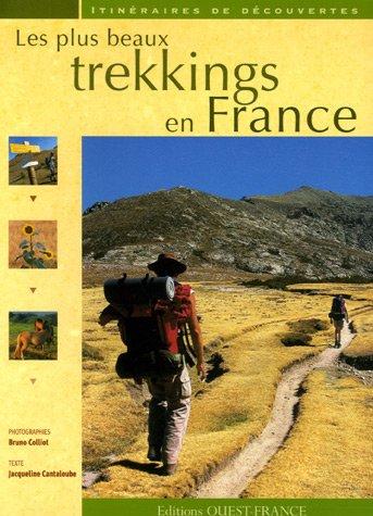 9782737341373: Les plus beaux trekkings en France