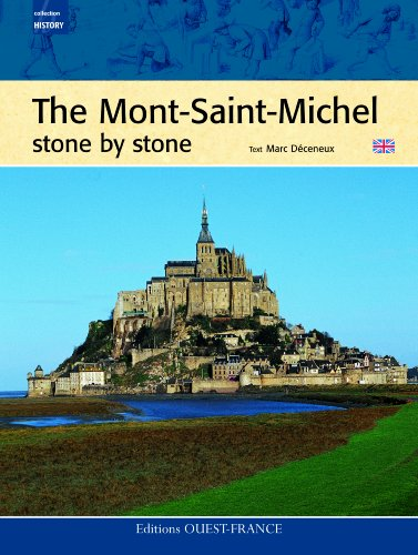 9782737341458: Mt St Michel Pierre a Pierre (Angl) (French Edition)