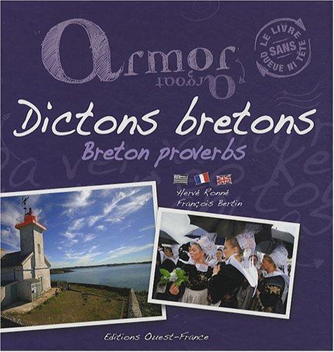 9782737343223: Armor, Argoat : Dictons bretons, �dition fran�ais-anglais-breton