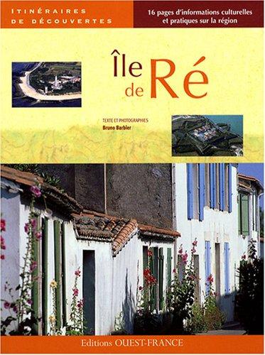 9782737343988: Ile de Ré