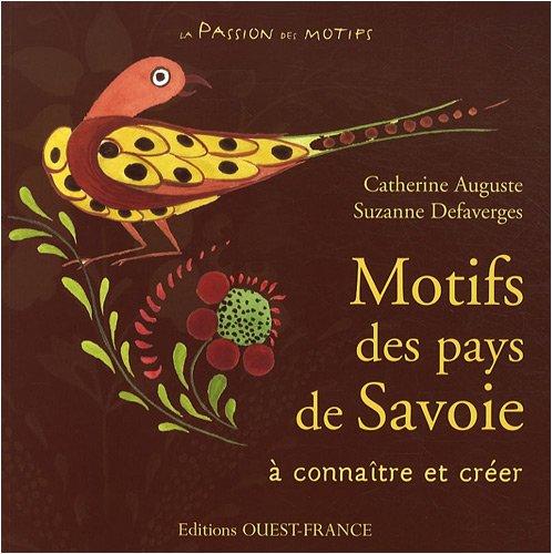 9782737344275: Motifs des pays de Savoie