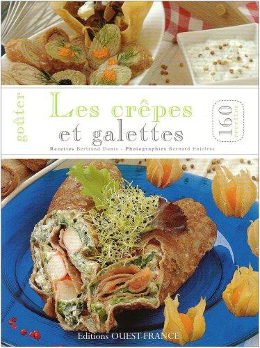 9782737345821: Les crêpes et galettes (Goûter)