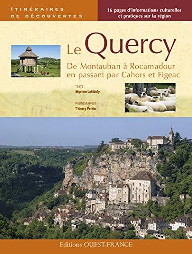 9782737348518: LE QUERCY/IT. DECOUVERTES
