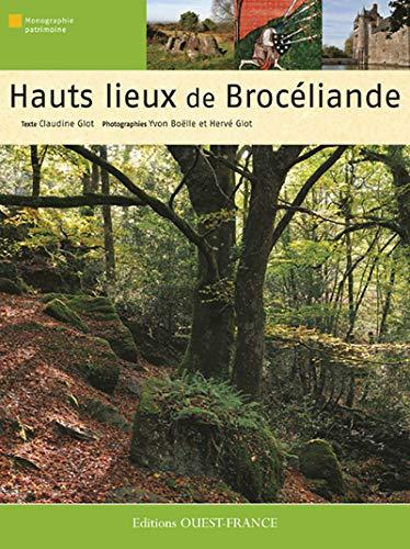 9782737349225: HAUTS LIEUX BROCELIANDE.