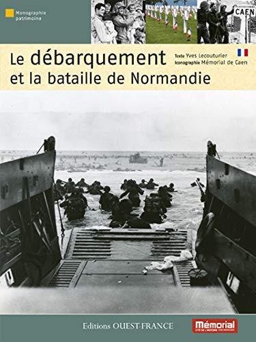 9782737349263: Debarquement & bataille normandie (Monographie patrimoine)