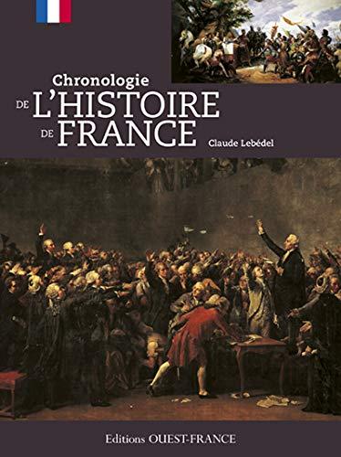9782737350443: CHRONOLOGIE HISTOIRE FRANCE (NP) (HISTOIRE - MONOS HISTOIRE) (French Edition)