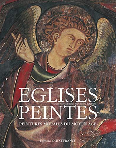 9782737350771: Eglises peintes : Peintures murales du Moyen Age