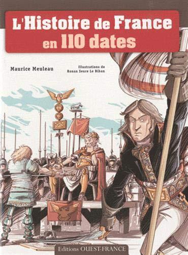9782737350887: 110 Dates Qui Ont Fait l'Histoire de France (Fr)