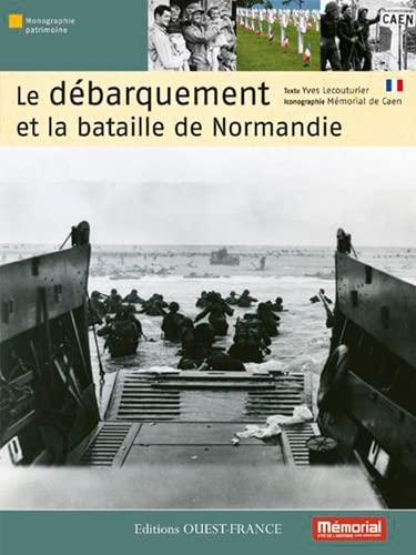 9782737350962: Debarquement et la bataille de Normandie