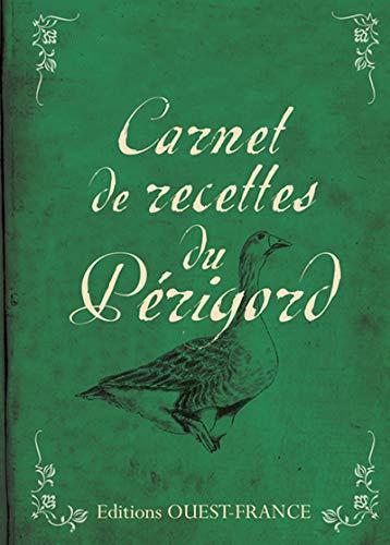 9782737351006: Carnet de recettes du Périgord (French Edition)