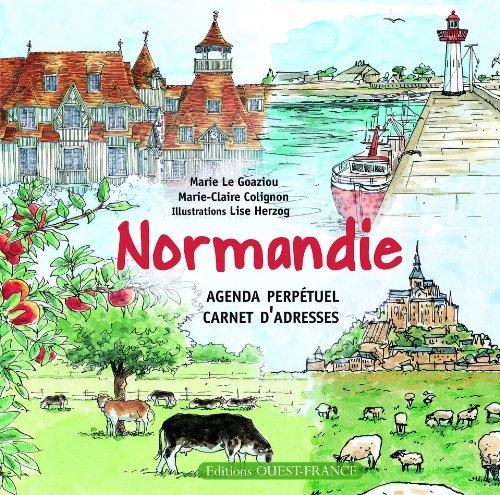 9782737352614: Agenda perpétuel de Normandie