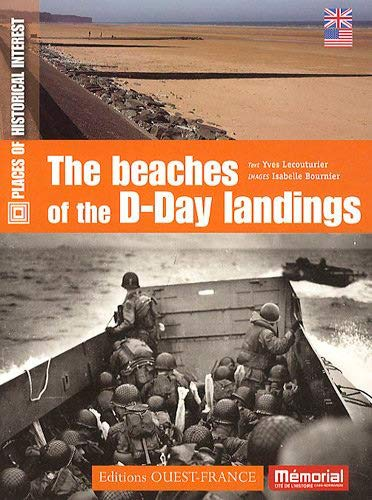 9782737353338: The beaches of the D-Day landings