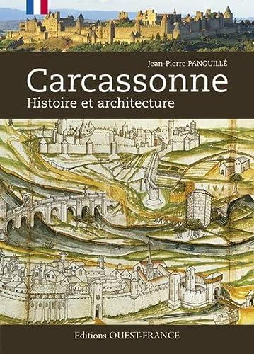 9782737353659: Carcassonne : Histoire et architecture