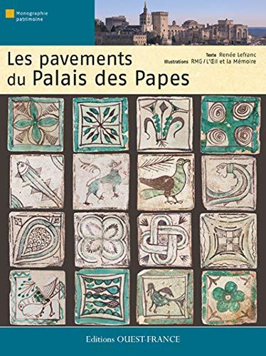 9782737354021: Les pavements du Palais des Papes