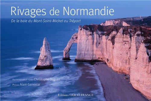 9782737356216: Rivages de Normandie : De la baie du Mont-Saint-Michel au Tréport