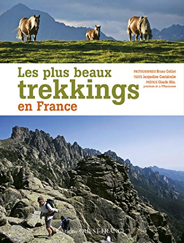 9782737357244: Les plus beaux trekkings en France