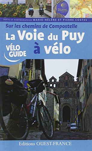 9782737357350: Voie du puy a vélo (Vélo Guide)