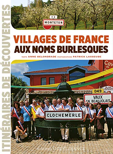 9782737358876: Villages de France aux noms burlesques