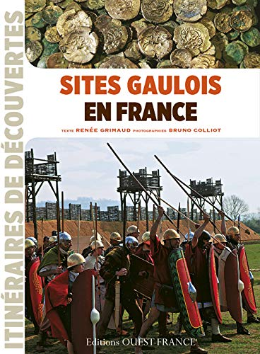 9782737358906: Sites gaulois en France (id) (Itinéraires de découvertes)