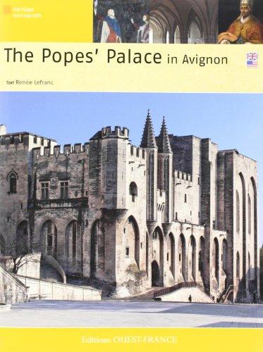 palais des papes d'avignon (ang).: Lefranc/Renee