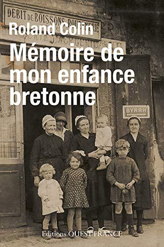 9782737359927: Mémoire de mon enfance bretonne