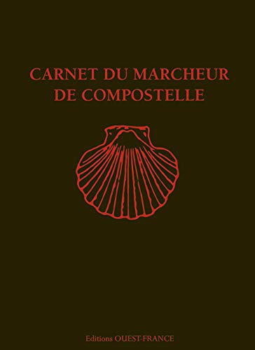 CARNET DU MARCHEUR DE COMPOSTELLE: LEMONNIER PHILIPPE