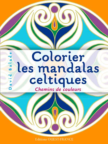 COLORIER LES MANDALAS CELTIQUES: BALADE DAVID