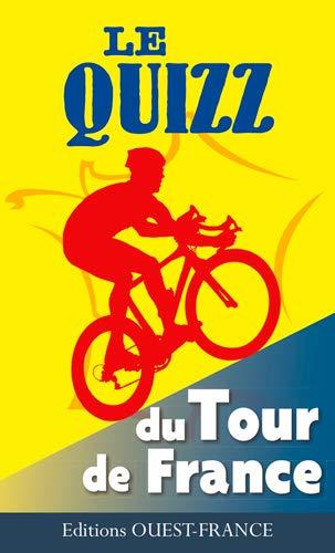 9782737367588: QUIZZ DU TOUR DE FRANCE