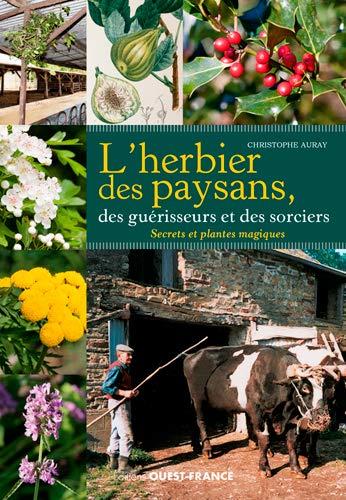 HERBIER DES PAYSANS DES GUERISSEURS ET D: AURAY CHRISTOPHE