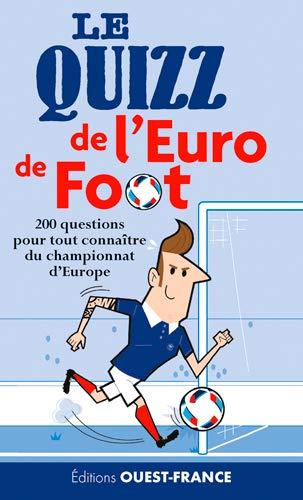 9782737372414: QUIZZ DE L'EURO DE FOOT