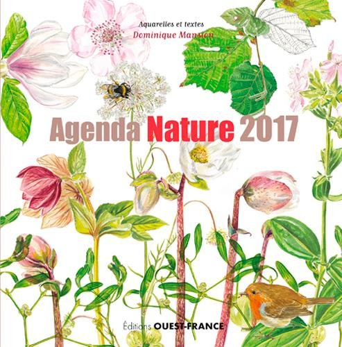 9782737372421: Agenda nature 2017