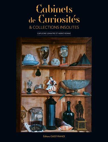 9782737380723: Cabinets de curiosités et collections insolites de Bretagne