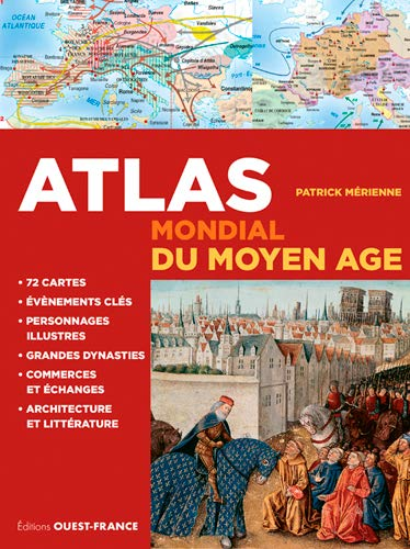 9782737381638: Atlas mondial du Moyen-âge